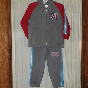 Boys 2T Walt Disney World 2pc Jacket Outfit